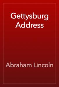 Gettysburg Address Book Review