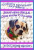 Comedy Crochet Patterns: Southern Belle Dog Show Collars