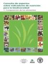 Consulta De Expertos Sobre Indicadores De Nutricin Para La Biodiversidad 1 Composicion De Los Alimentos