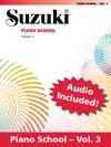 Suzuki Piano School - Volume 3