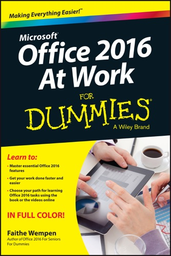 Office 2016 at Work for Dummies E-Book Download