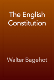 The English Constitution book