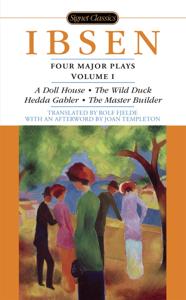 Four Major Plays, Volume I La couverture du livre martien