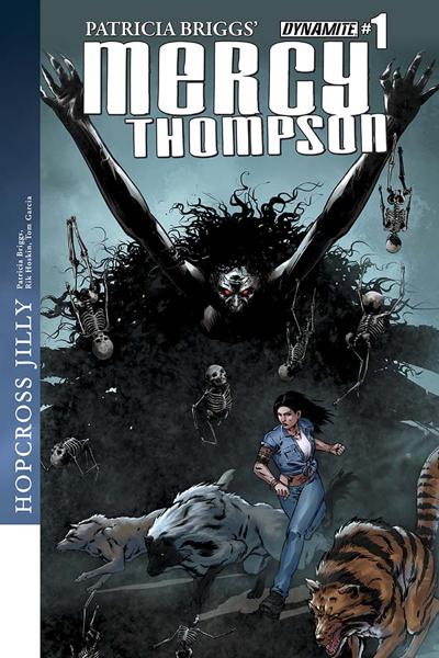 Patricia Briggs' Mercy Thompson: Hopcross Jilly #1