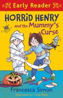 Francesca Simon - Horrid Henry and the Mummy's Curse artwork