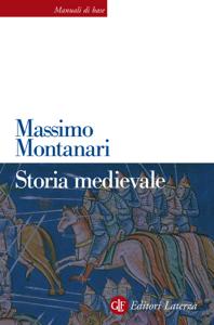 Storia medievale Libro Cover