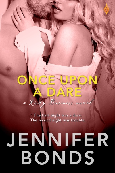 Once Upon a Dare - Jennifer Bonds book cover