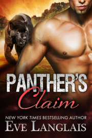 Panther's Claim book