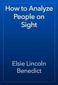 How to Analyze People on Sight Book Review