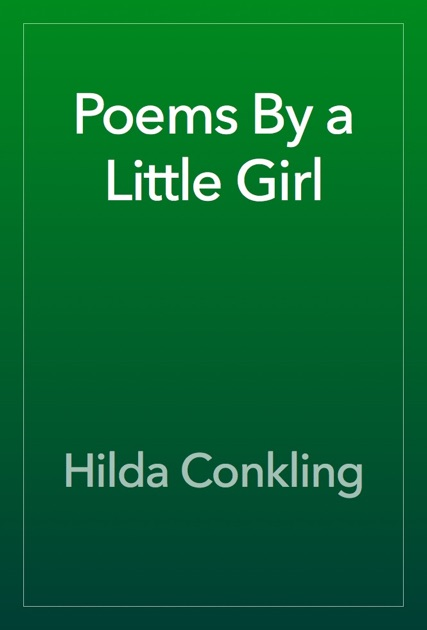 poems by a little girl by hilda conkling on apple books