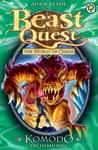 Beast Quest Komodo The Lizard King