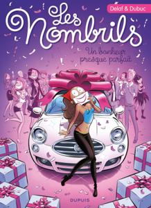Les Nombrils - Tome 7 - Un bonheur presque parfait Couverture de livre
