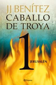 Jerusalén. Caballo de Troya 1 Book Cover