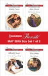 Harlequin Presents May 2015 - Box Set 1 Of 2
