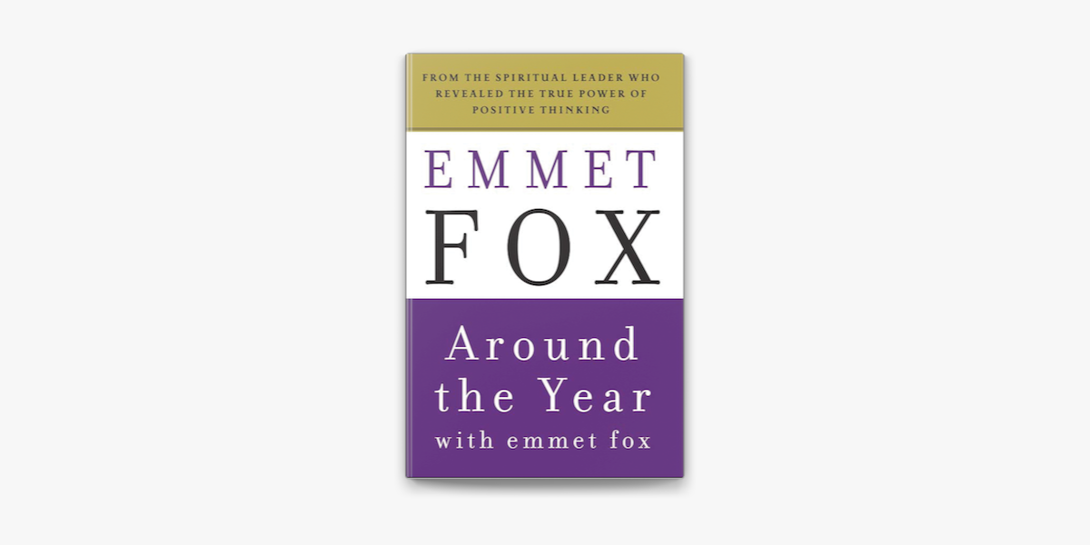 Around The Year With Emmet Fox On Apple Books