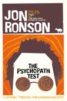 Jon Ronson - The Psychopath Test artwork