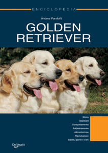 Golden Retriever. Enciclopedia Copertina del libro