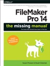 FileMaker Pro 14 The Missing Manual