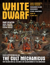 White Dwarf Issue 69: 23rd May 2015