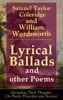 Lyrical Ballads And Other Poems By Samuel Taylor Coleridge And William Wordsworth