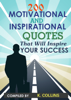 K. Collins - 200 Motivational and inspirational Quotes That Will Inspire Your Success ilustración