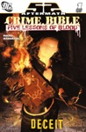 Crime Bible Five Lessons Of Blood 2007- 1