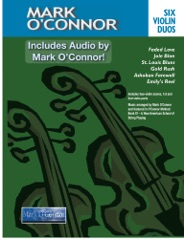 Six Violin Duos - O'Connor Method