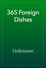 365 Foreign Dishes book