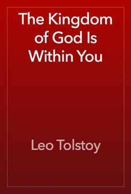 The Kingdom of God Is Within You on Apple Books