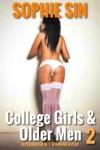 College Girls  Older Men 2 Experimental MF Spanking  Play