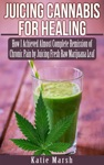 Juicing Cannabis For Healing How I Achieved Almost Complete Remission Of Chronic Pain By Juicing Fresh Raw Marijuana Leaf