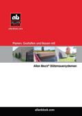 Planen, Gestalten und Bauen mit Allan Block Stützwandsystemen