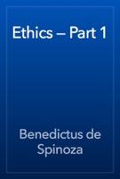 Ethics — Part 1