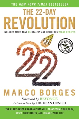 Marco Borges - The 22 Day Revolution book