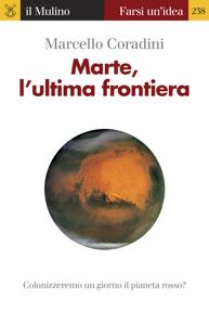 Marte, l'ultima frontiera Libro Cover