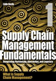 Supply Chain Management Fundamentals, Module 1 book