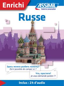 Russe - Guide de conversation La couverture du livre martien