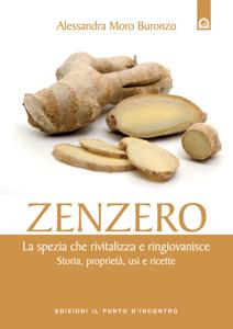 Zenzero Libro Cover