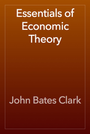 Essentials of Economic Theory book