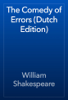 William Shakespeare - The Comedy of Errors (Dutch Edition) artwork