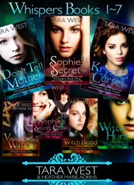 Whispers Books 1-7 PDF Download