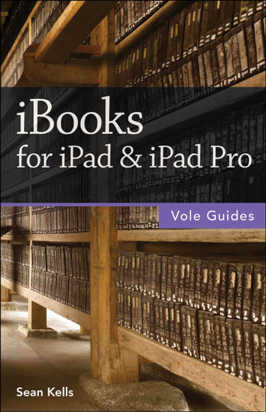 iBooks for iPad & iPad Pro (Vole Guides)