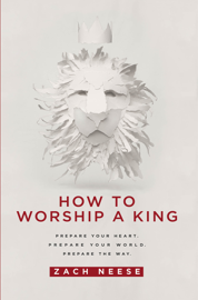How To Worship a King book