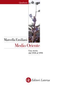 Medio Oriente Libro Cover