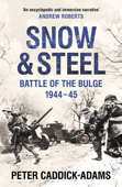 Snow and Steel Book Cover