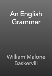 An English Grammar book