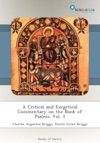 A Critical And Exegetical Commentary On The Book Of Psalms Vol 1
