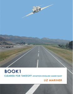 Cleared for Takeoff - Aviation English Made Easy Book Cover