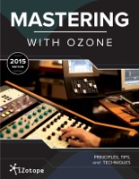 Mastering with Ozone (2015 Edition)