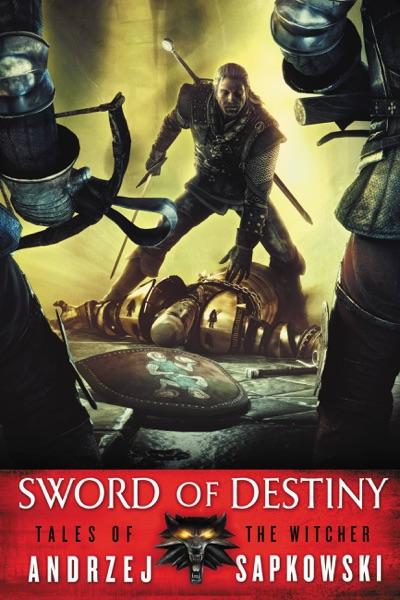 Sword of Destiny - Andrzej Sapkowski & David A French book cover